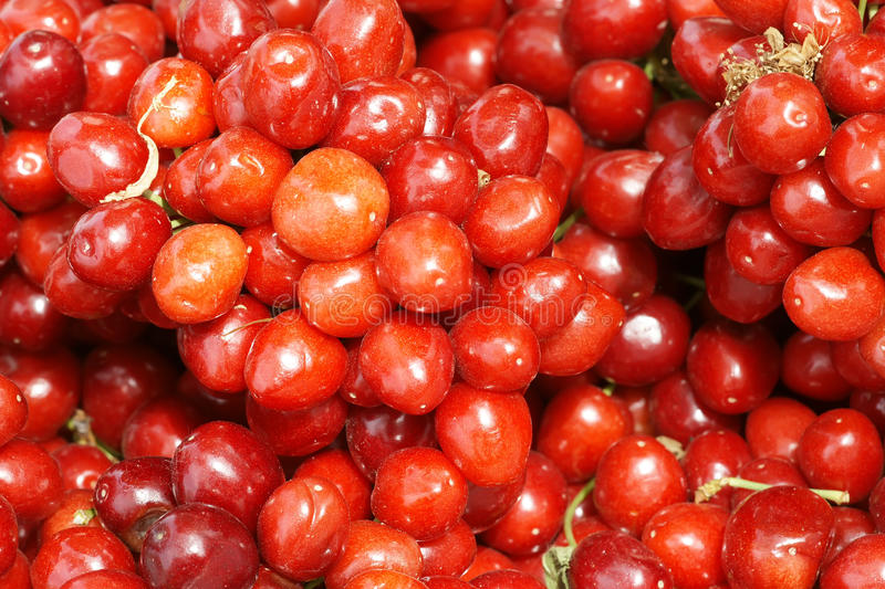 Download Red Cherries Stock Photos - Image: 19371893