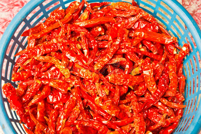 Download Red chili stock image. Image of spices, agriculture, nature - 25229363