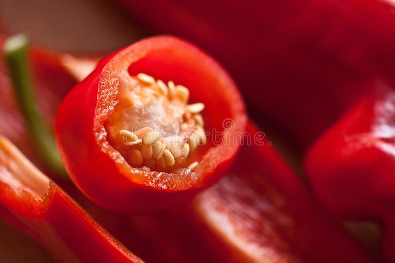 Red Chili Macro Photography Free Public Domain Cc0 Image