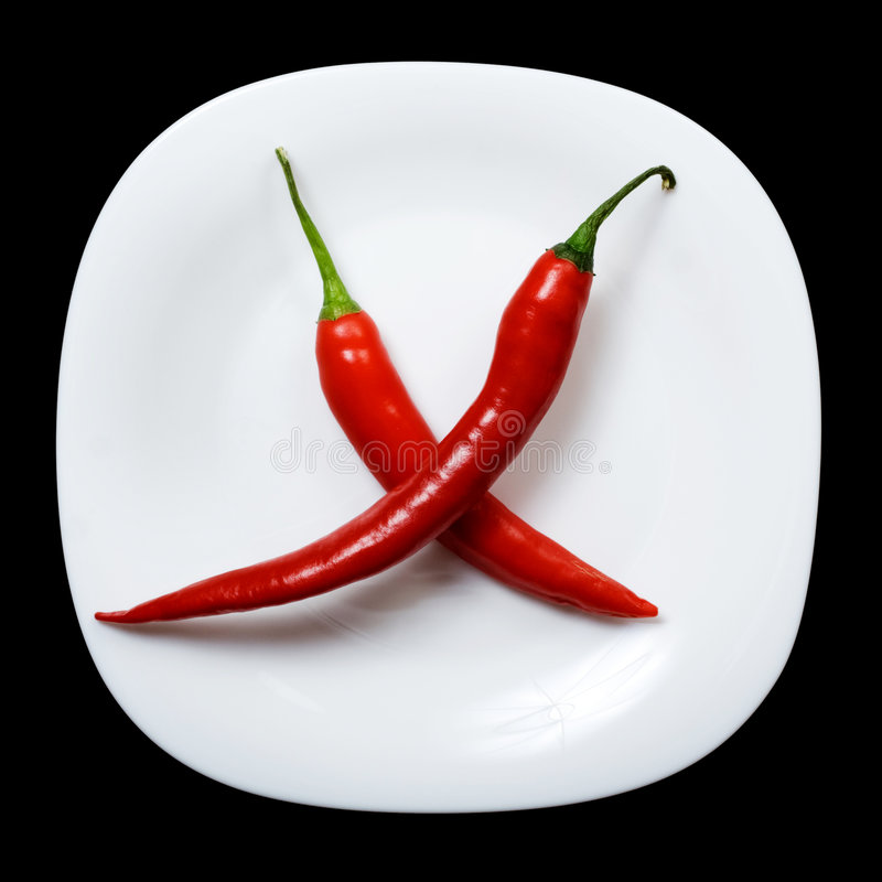 Free Red Chili Pepper. Royalty Free Stock Photography - 6697827