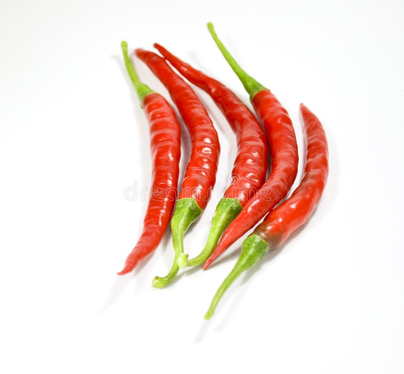 Download Red chili peppers stock image. Image of thai, shot, cayenne - 22088195