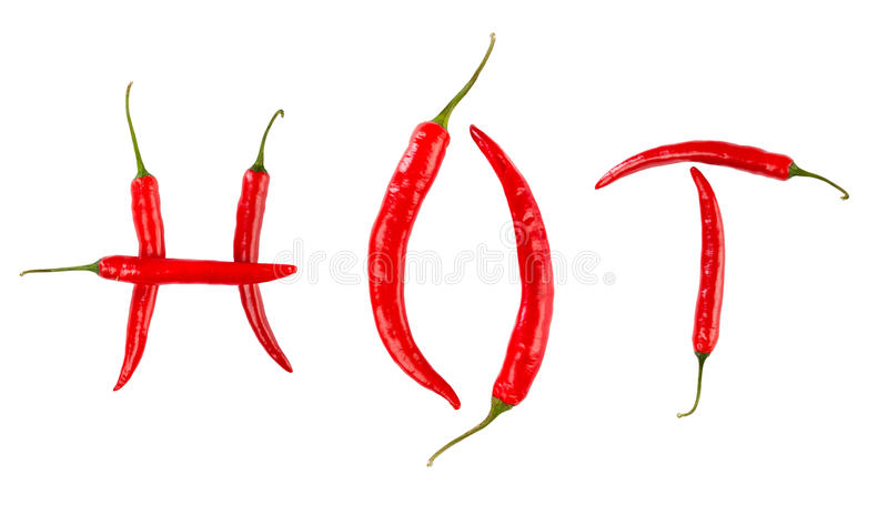 Download Red chilli peppers stock photo. Image of mexican, food - 22841854