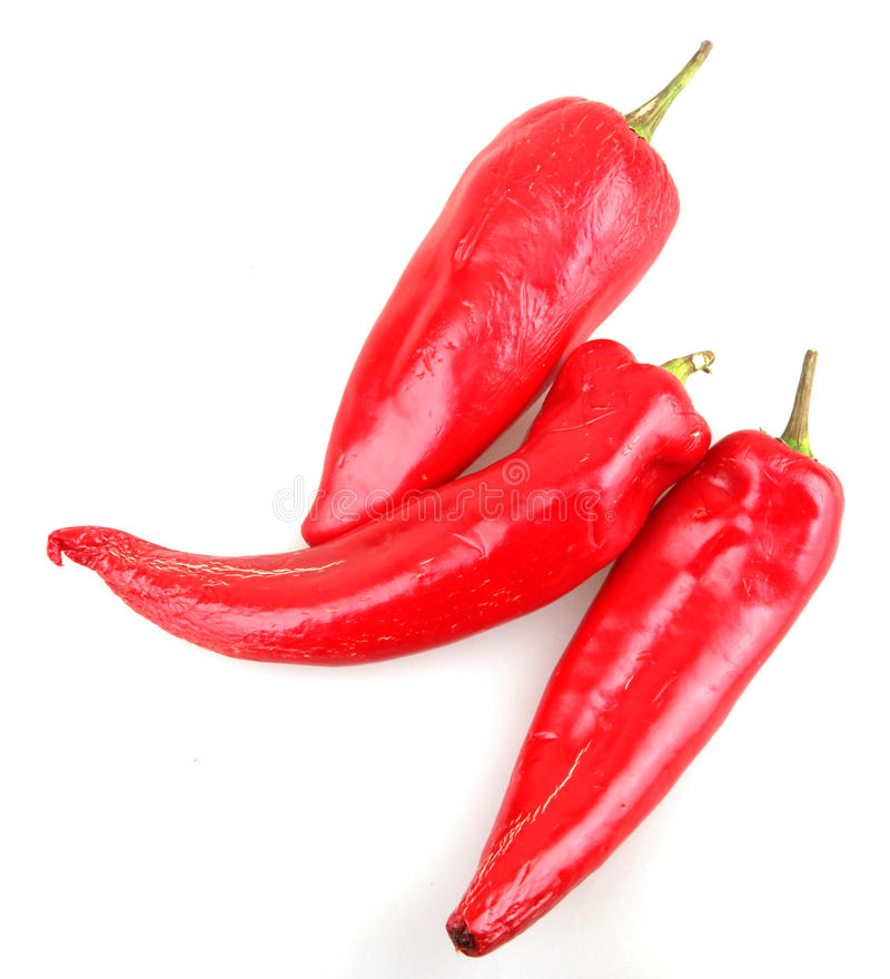 Free Red Chilli Peppers Stock Image - 29709561