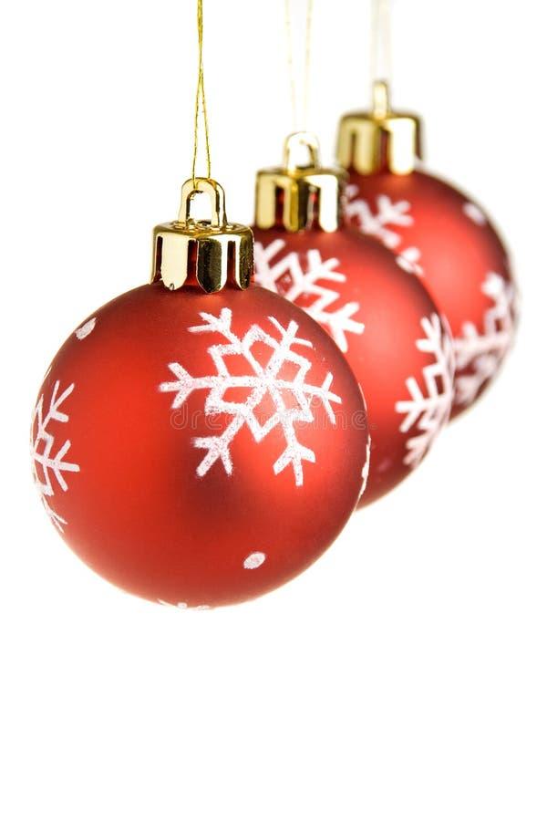 Download Red Christmas balls stock photo. Image of christmas, family - 1407636