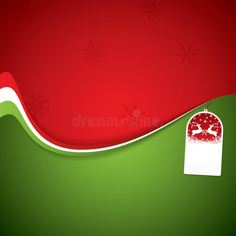 Download Red Christmas Decoration Background Stock Vector - Illustration: 27600855