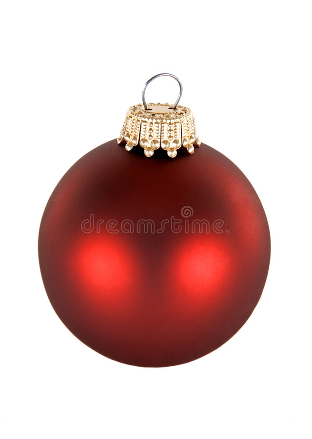 Download Red Christmas decorations stock image. Image of festive - 7233595
