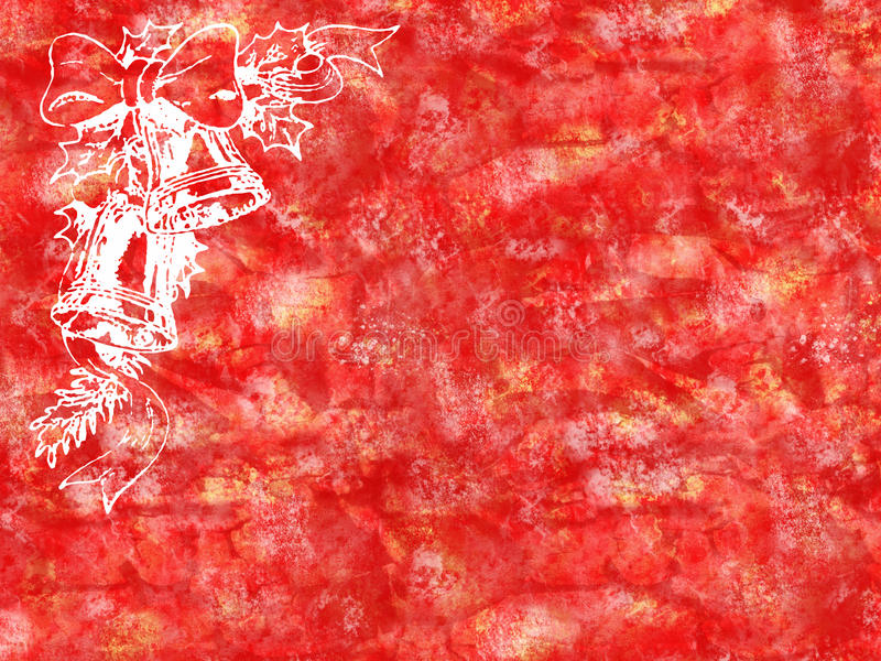 Download Red christmas grunge stock illustration. Illustration of decor - 11490825