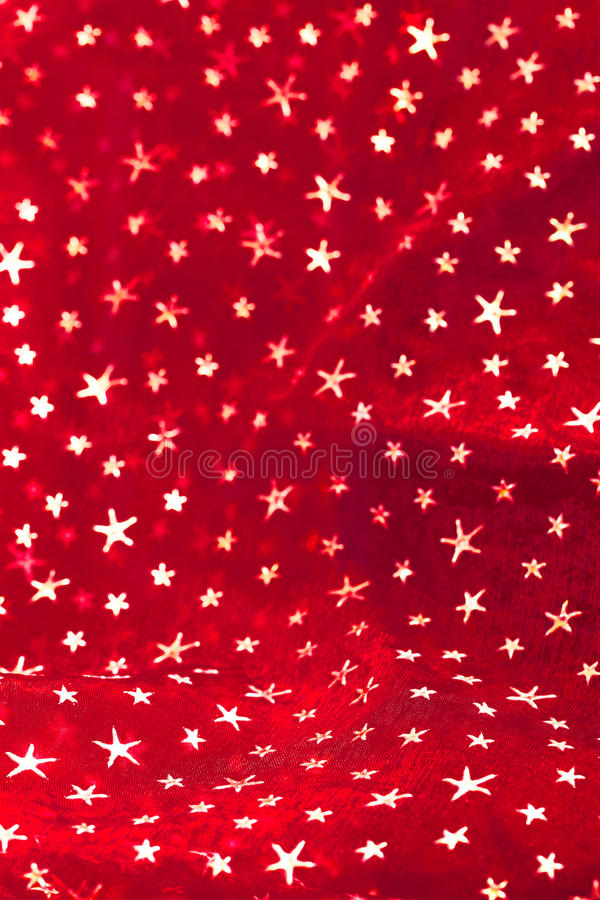 Red Christmas Stars Background royalty free stock images