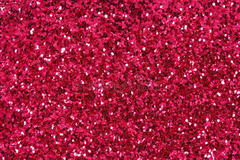 Red Christmas texture from glitter. High quality texture in extremely high resolution. Red Christmas texture from glitter royalty free stock images