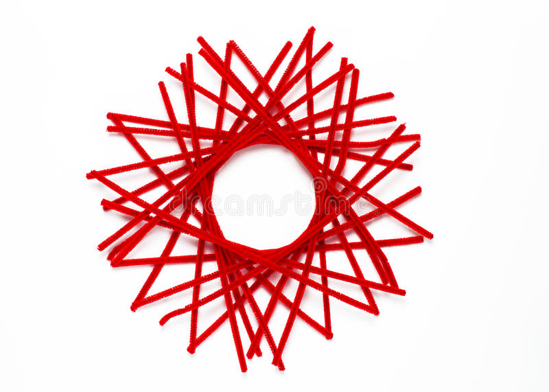 Red circle stock images