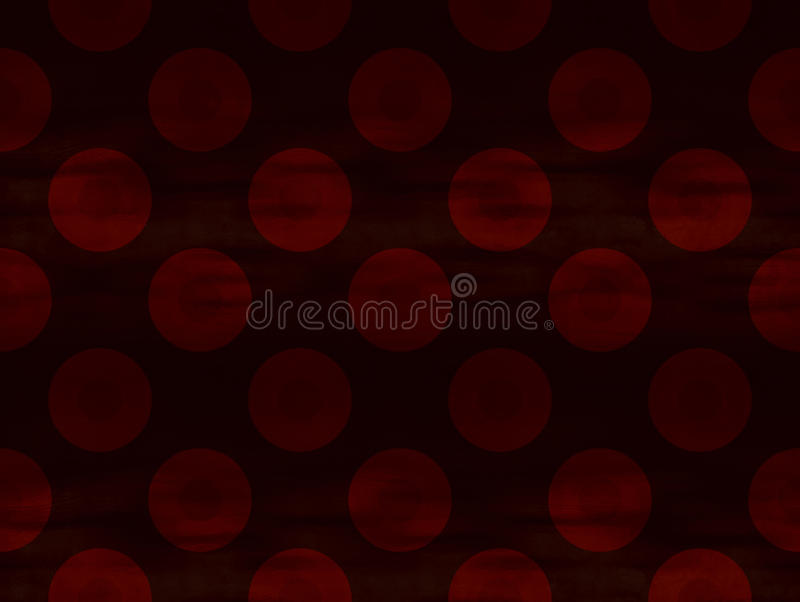 Red circles royalty free stock photography