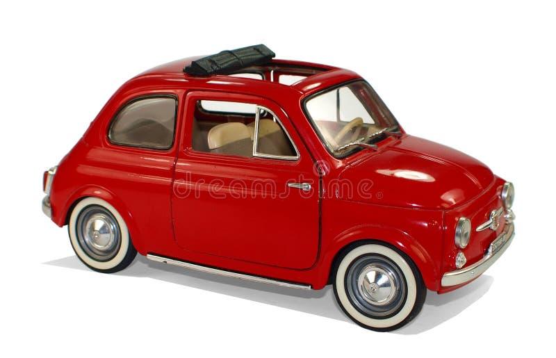 Red Classic Fiat 500 Free Public Domain Cc0 Image