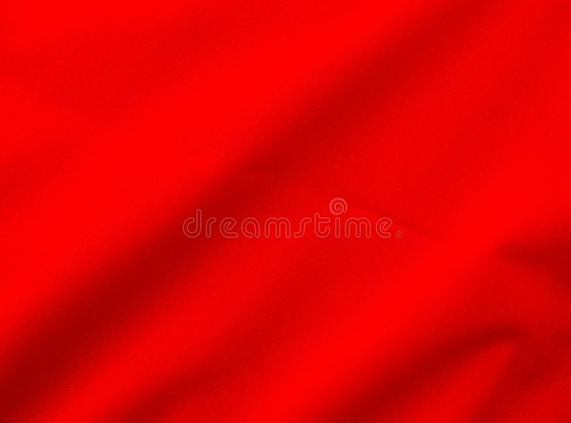 Red cloth as background royalty free stock image
