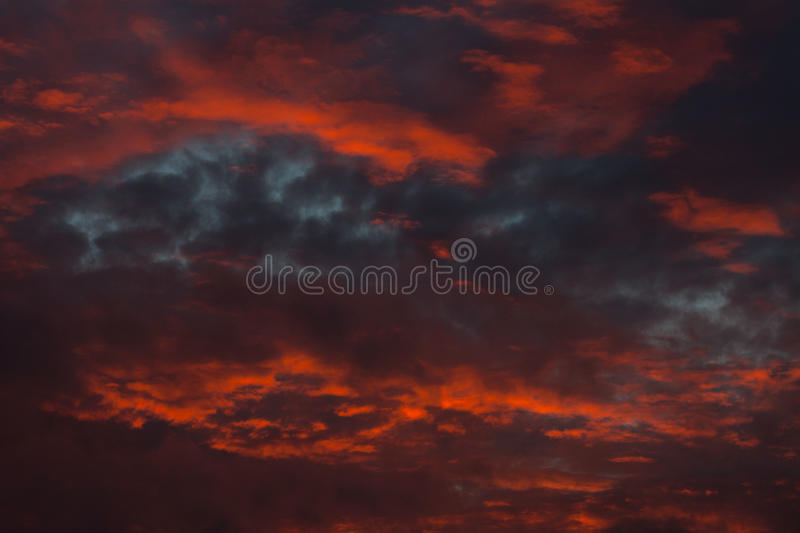 Red Clouds On Sky Free Public Domain Cc0 Image