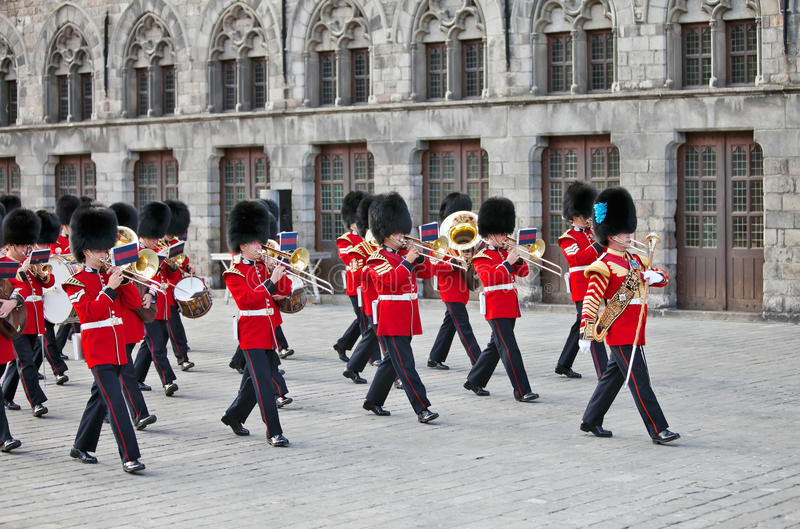 Download Red Coats and Guards editorial image. Image of uniform - 21366460