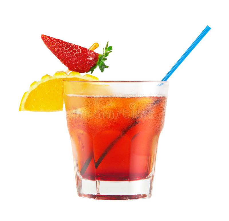 Free Red Cocktail Royalty Free Stock Images - 19819359