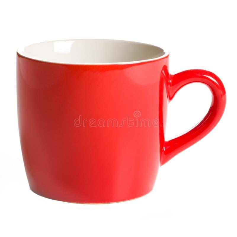 Free Red Coffee Mug Stock Photography - 27090642