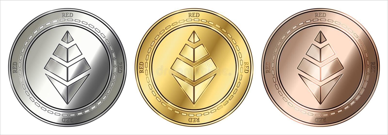red coin cryptocurrency
