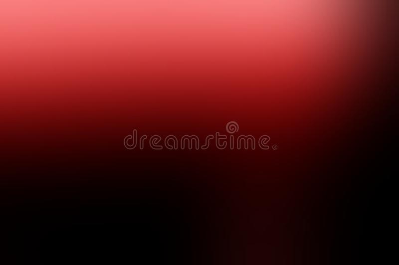 Red color abstract blur background wallpaper, vector illustration. royalty free stock photo