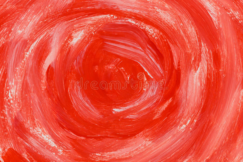 Red color paint texture stock photography