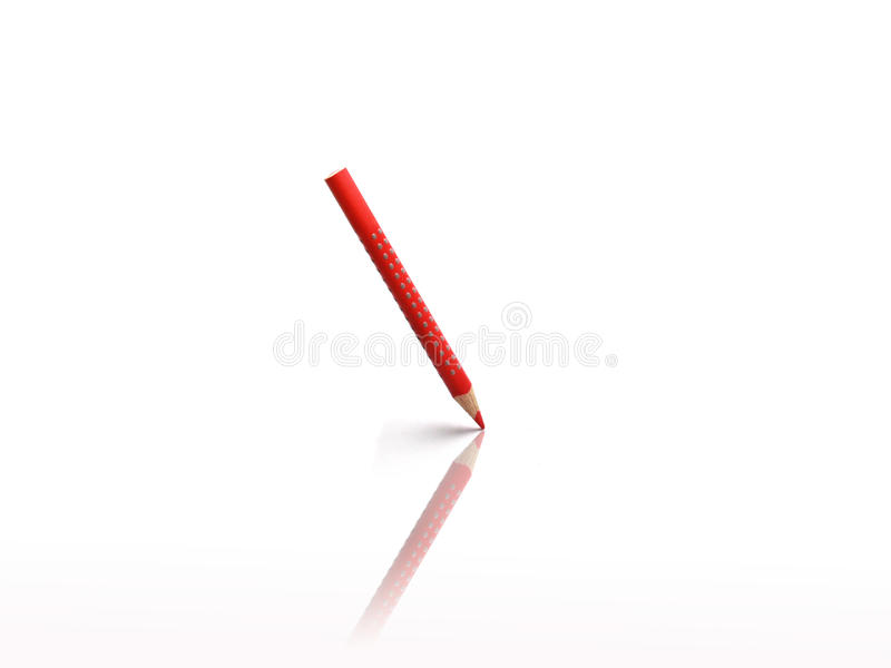 Download Red Color Pencil Stock Images - Image: 23306104