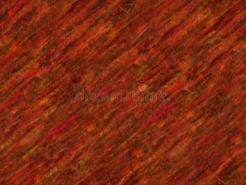 Red Crayon/Oil Pastel Seamless Texture. Red, Orange and Yellow oil pastel/crayon seamless background wallpaper texture royalty free stock photo