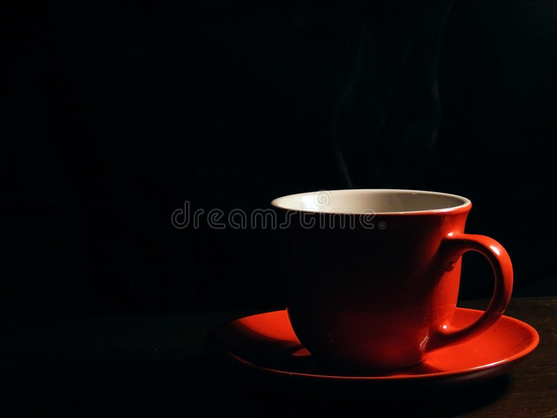 Red cup stock photos