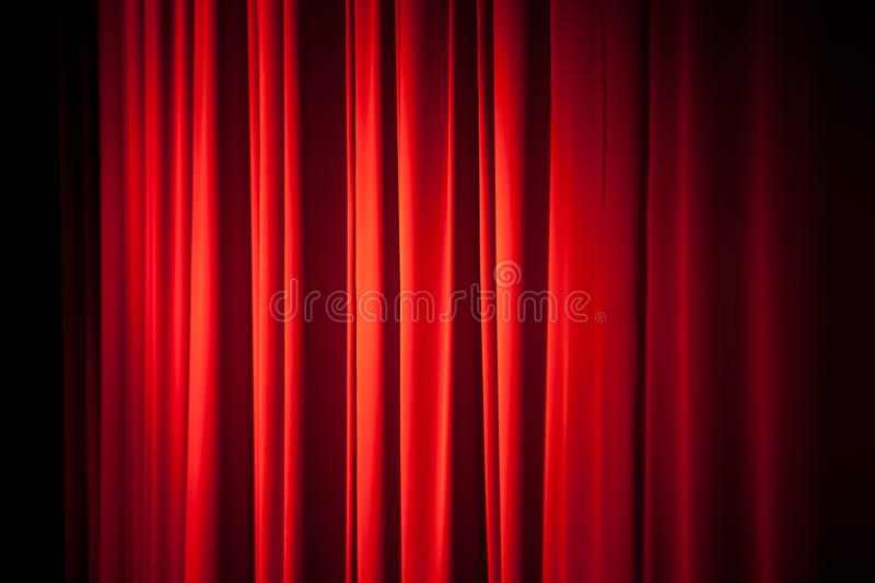 Download Red Curtain Background Texture Stock Image   Image: 22200371