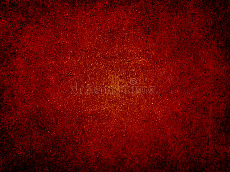 Red dark wall background stock photos