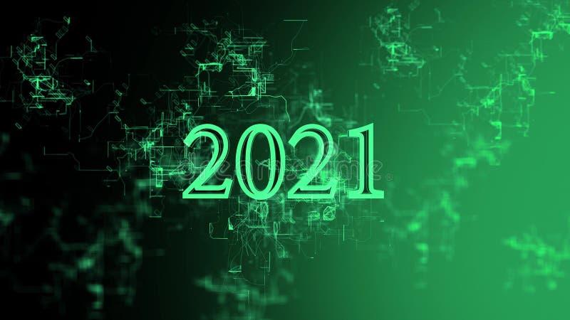 Red de Digitaces Muestra ?2021 ? fotografía de archivo libre de regalías