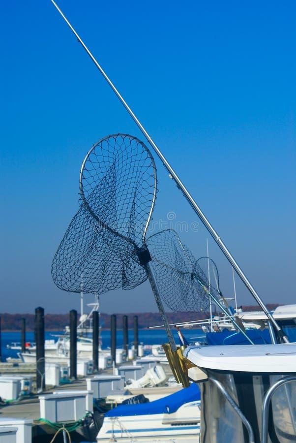 Red de pesca imagenes de archivo