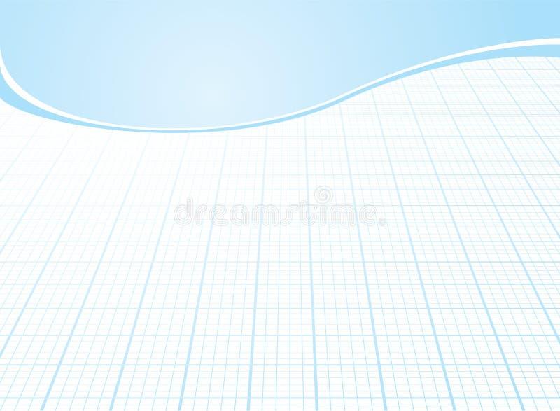 Red del asunto ilustración del vector