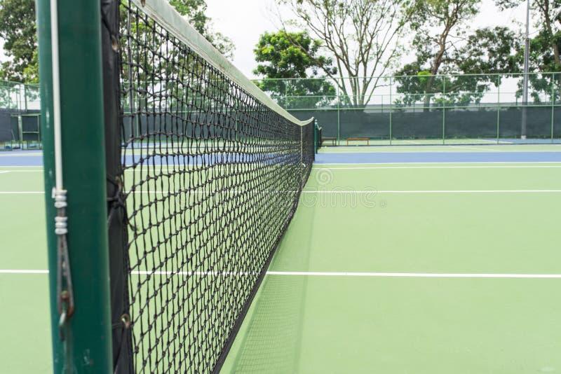 Red del tenis fotos de archivo libres de regalías