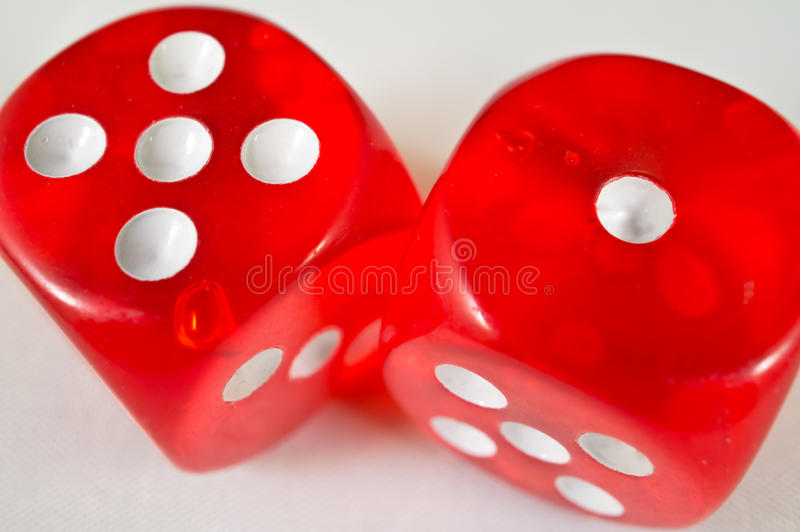 Download Red Dice Royalty Free Stock Photo - Image: 22103905
