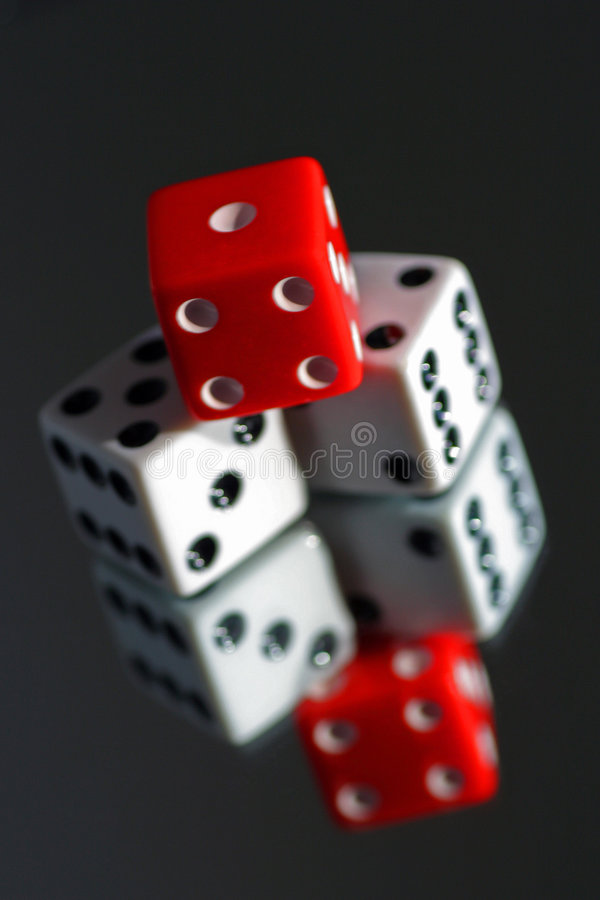 Free Red Dice Stock Photo - 4951400