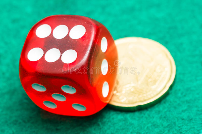 Download Red dice stock image. Image of motion, gaming, play, betting - 36344807
