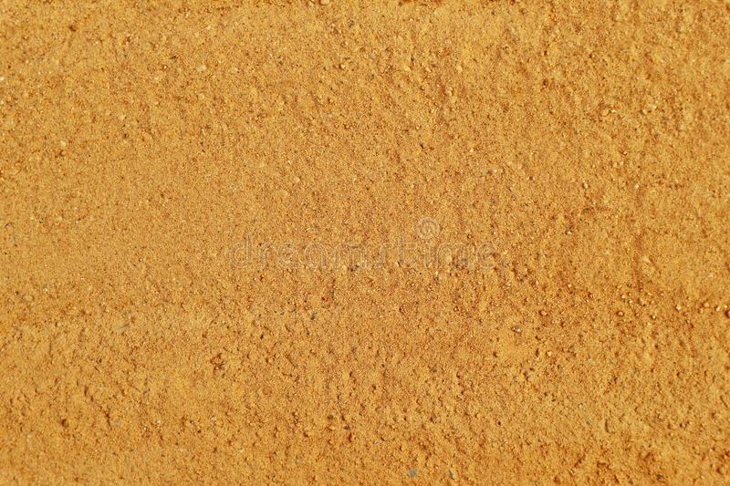 Red Dirt Background / Red Dirt Texture royalty free stock photo