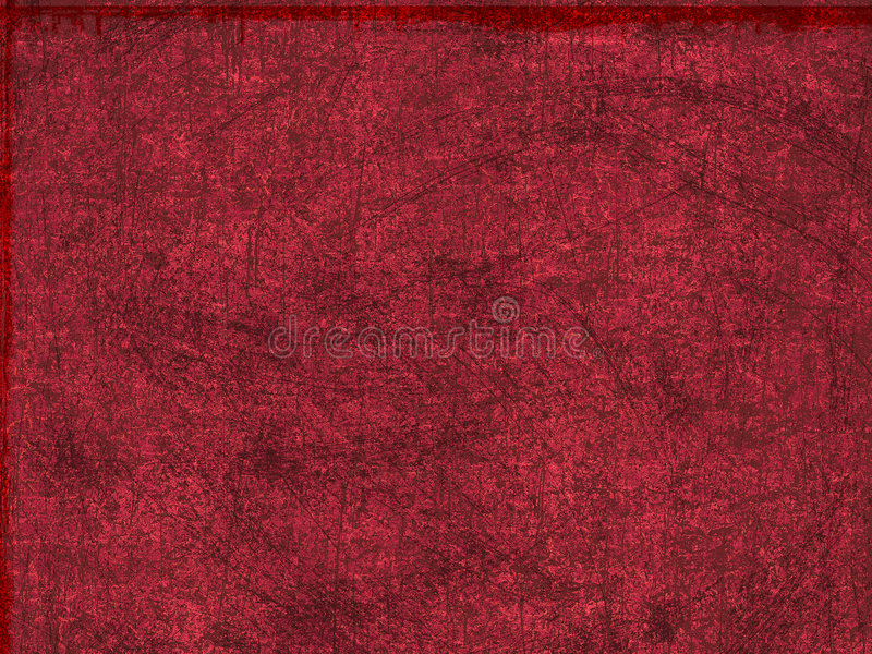 Red dirty background vector illustration