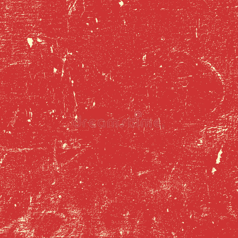 Red Distressed Paint stock vector Illustration of grunge 39026573