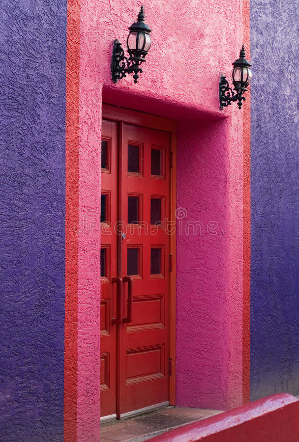 Download The Red Door Royalty Free Stock Photos - Image: 4367738