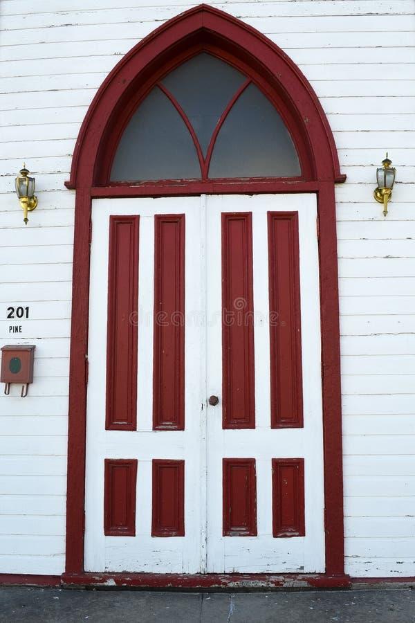 Download Red door stock photo. Image of pastor, lord, semetry - 56372132