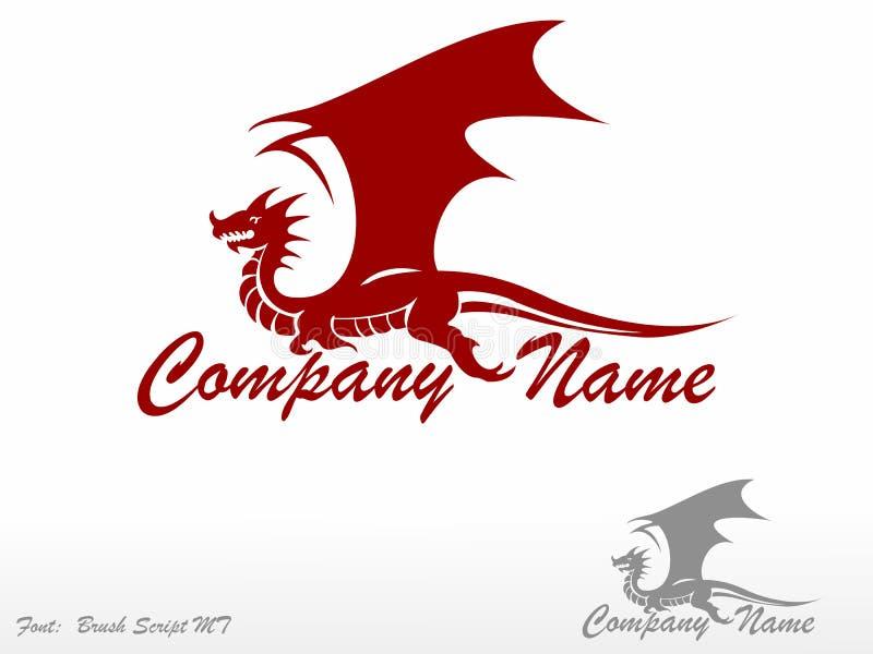 Download Red Dragon stock vector. Image of mythology, dinosaur - 27219739