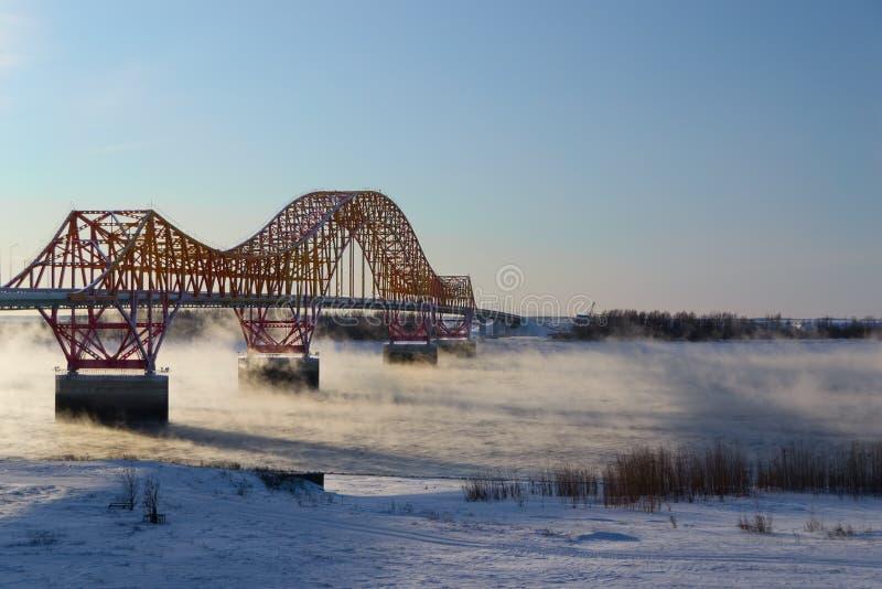 Download Red Dragon Bridge Royalty Free Stock Photo - Image: 21924865