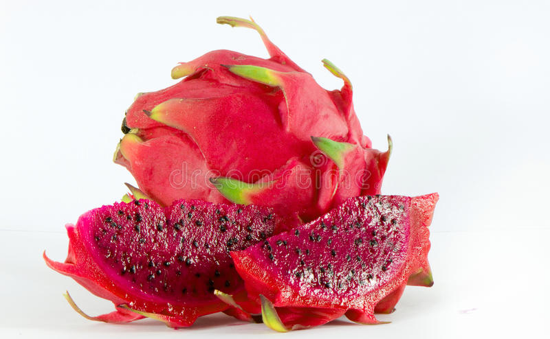 Download Red dragon fruit stock photo. Image of asian, delicious - 26168066