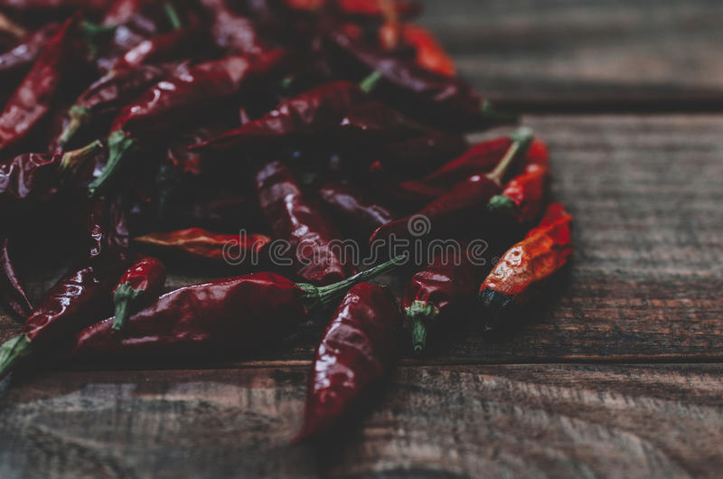 Download Red Dry Pepper stock photo. Image of ingredient, natural - 92661110