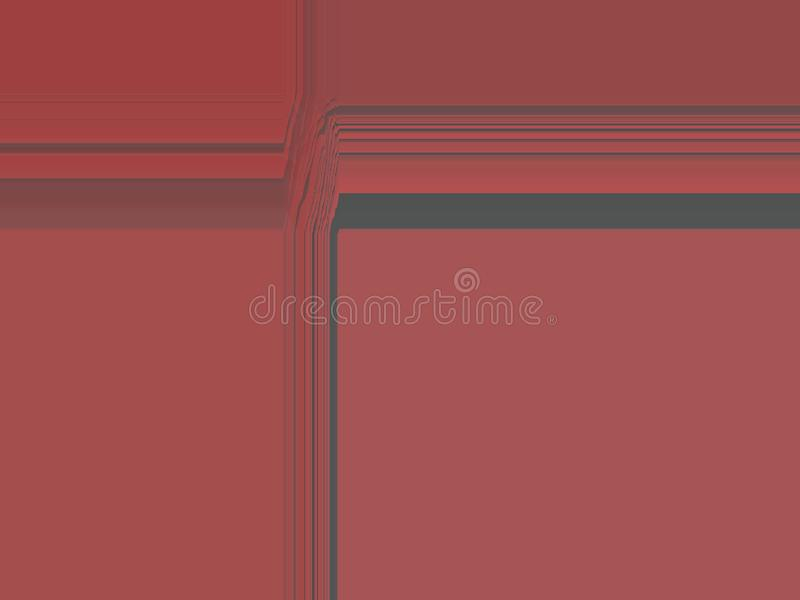 Red dull geometric background, glitch effect. Aesthetic abstract digital art, inks, broken pixels, glitch effect, mix medias. Fashion 8 bits style, retro pop stock illustration