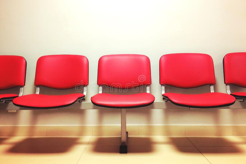 Red Empty Seats Free Public Domain Cc0 Image