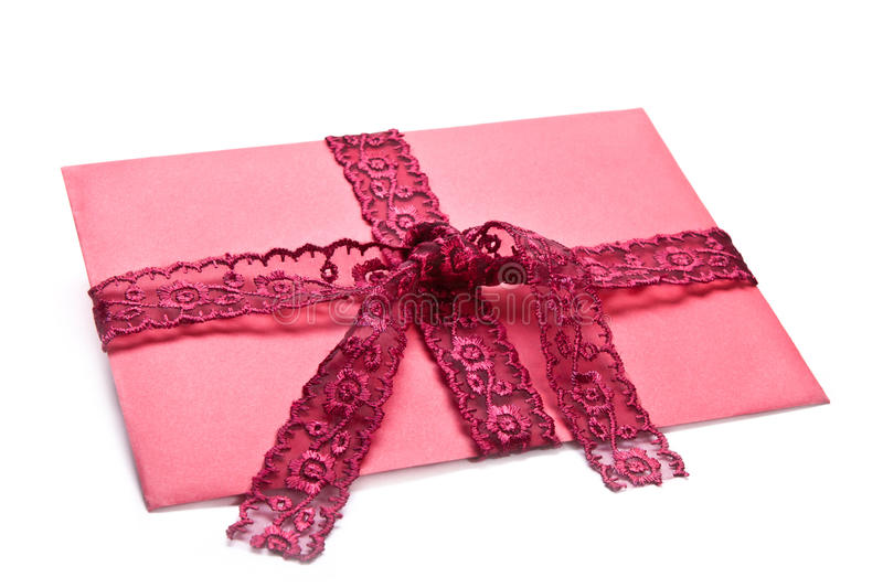 Download Red envelope stock image. Image of envelope, valentines - 19043363