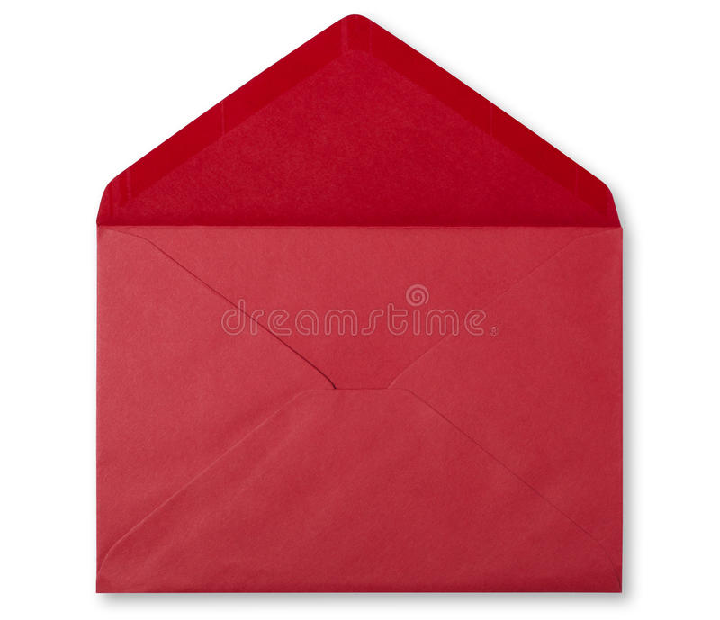 red envelope stock photo