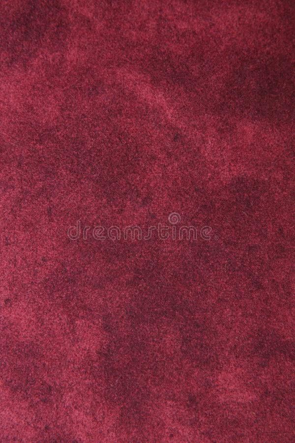 Red fabric background marble texture with copy space or image. seamless pattern. Color empty background. stock images